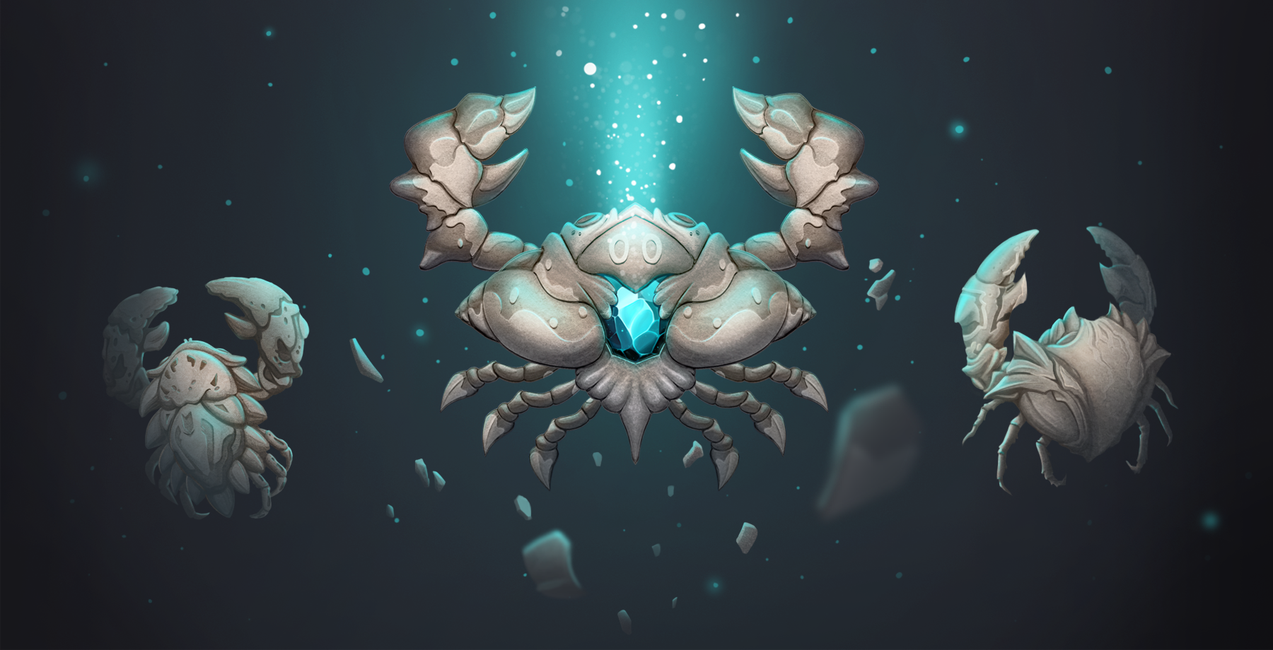 CryptantCrab Launches, Transforming Blockchain Gaming with Robust Economy