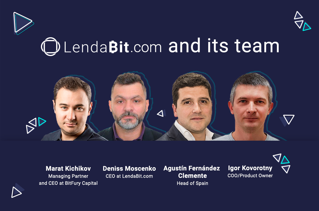 P2P Lending Service Lendabit.Com Reveals Its Team and Advisors