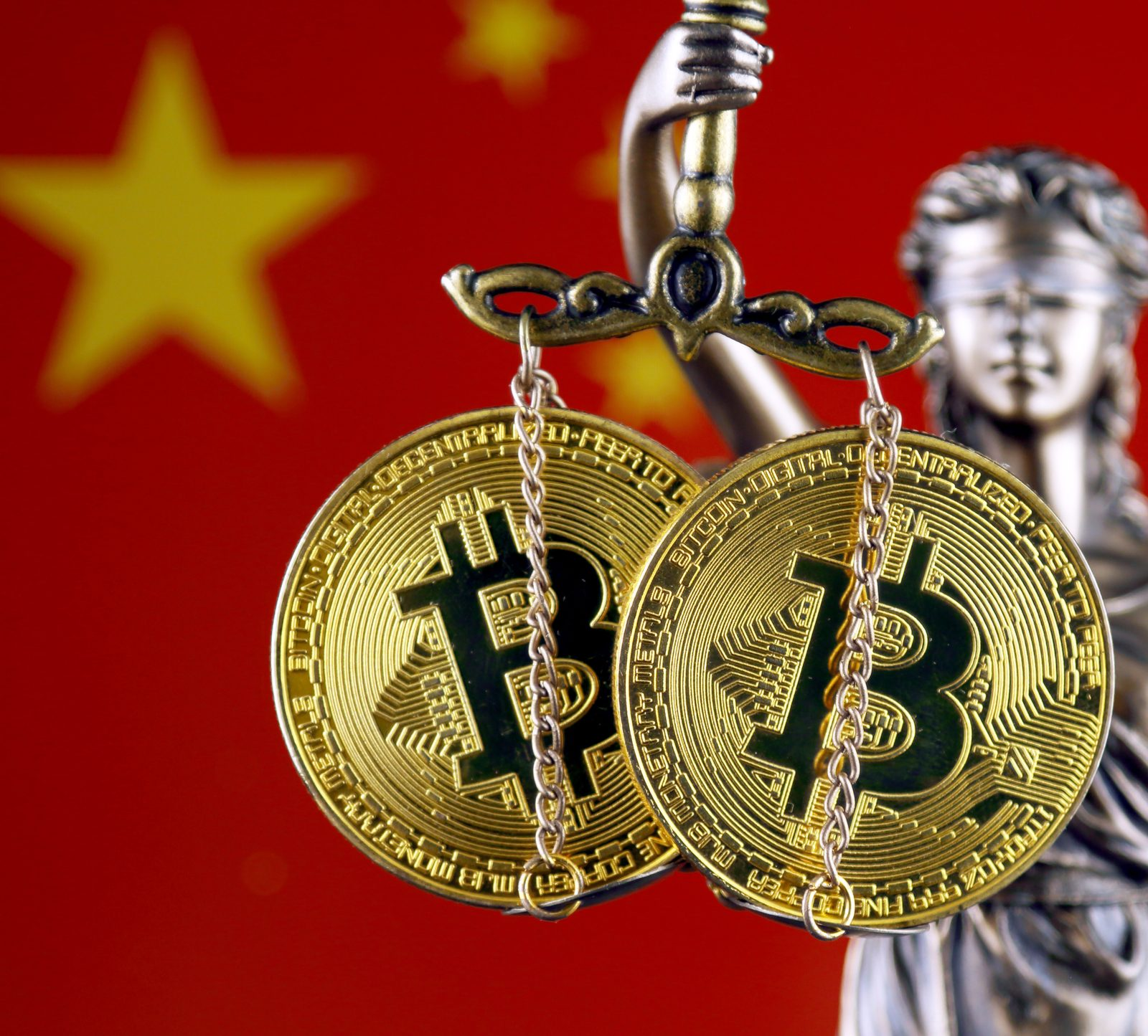Number of Chinese Crypto Lawsuits Doubles in 2018?