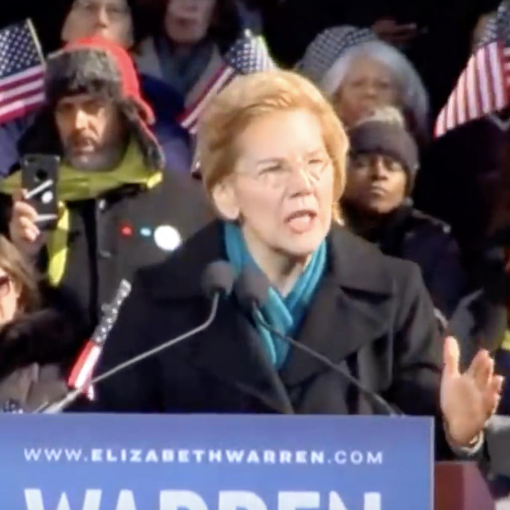Elizabeth Warren, the Bitcoiner That Doesn't Know it
