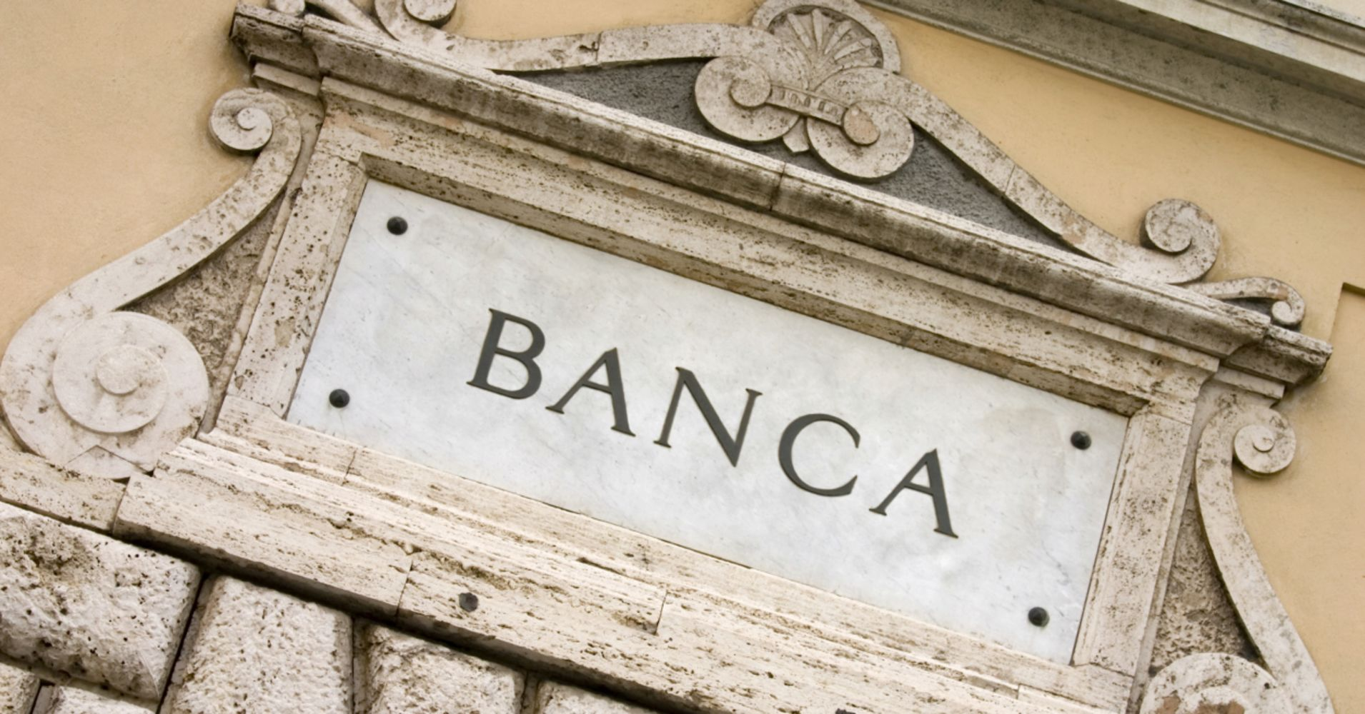 Italian banking shares jump on 'not so bad news' from the ECB