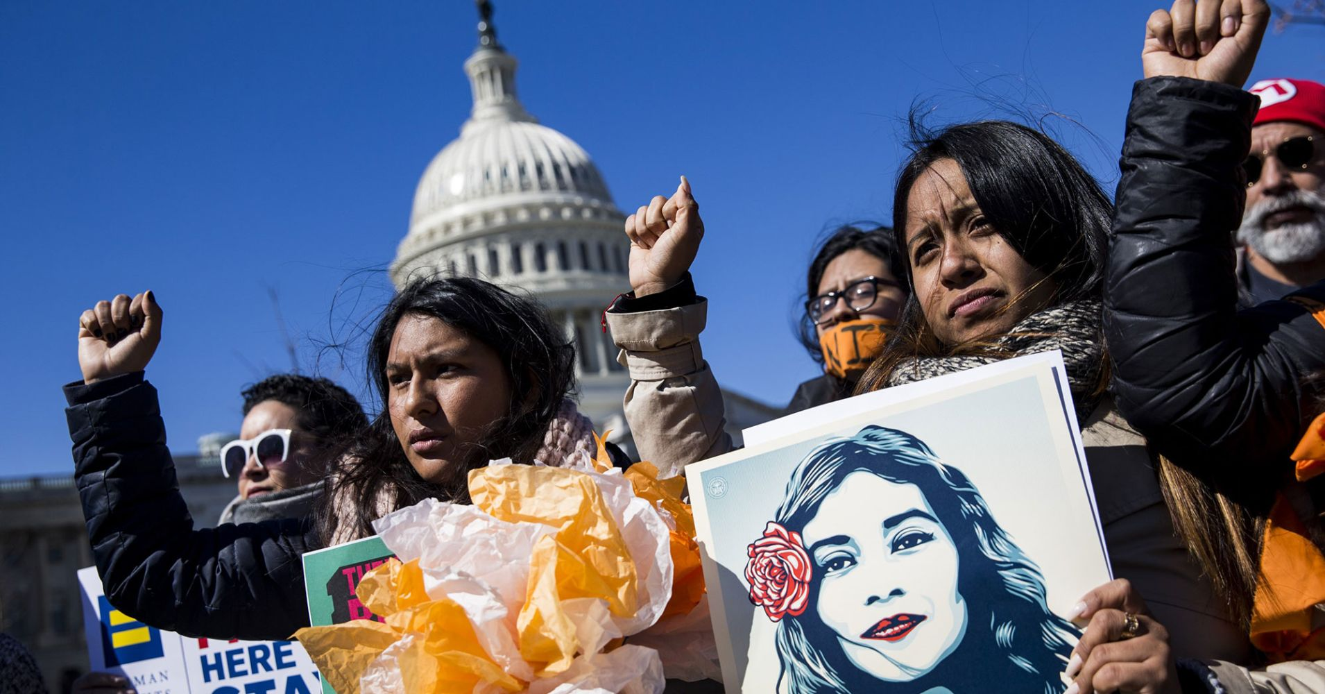 A giant coalition of companies including Amazon and Apple urges Congress to save 'Dreamers'