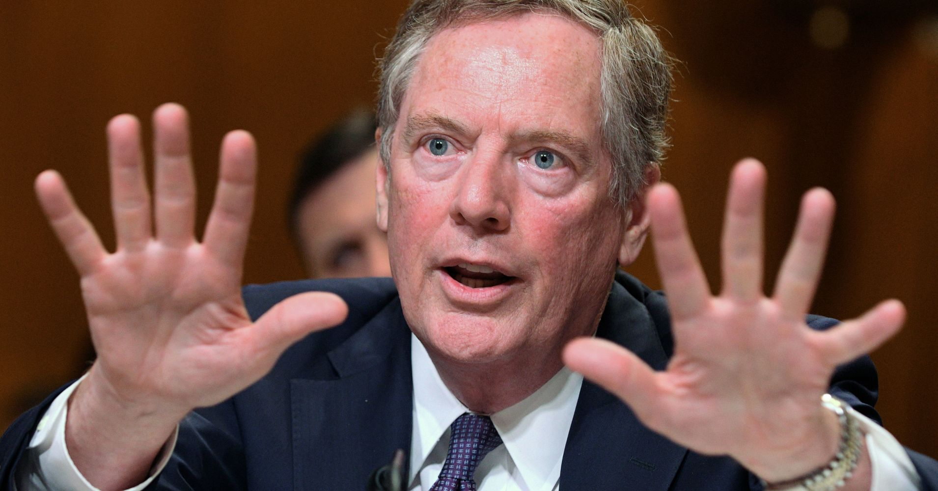 Trade Representative Lighthizer says deal must not be just China purchases, but include enforcement