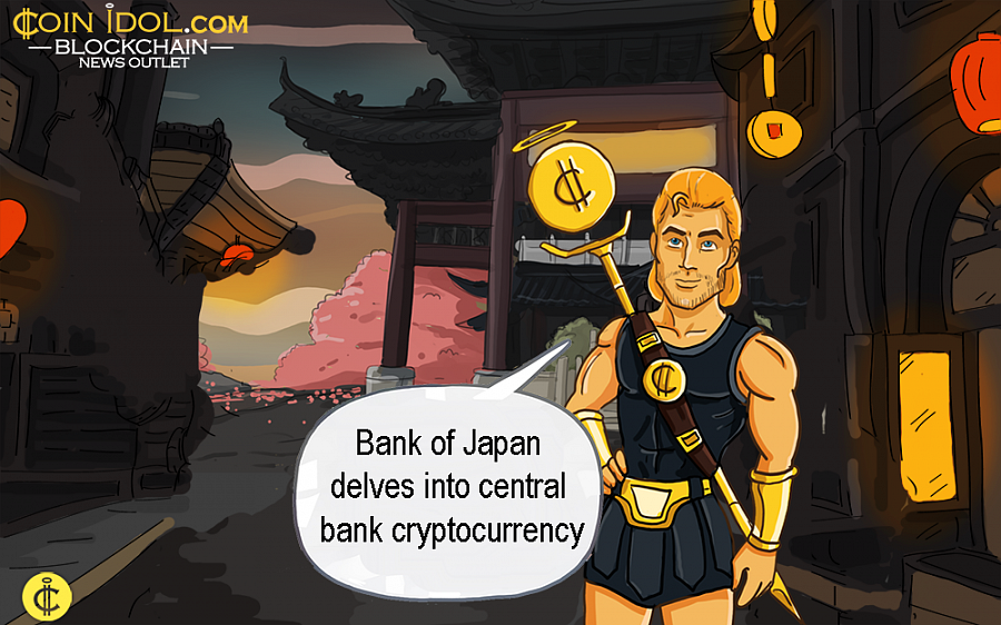 Bank of Japan Delves into Central Bank Cryptocurrency