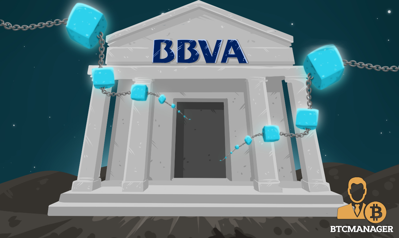 Spain's BBVA Bank Issues $40 Million Blockchain-Supported Structured Green Bond – BTCMANAGER
