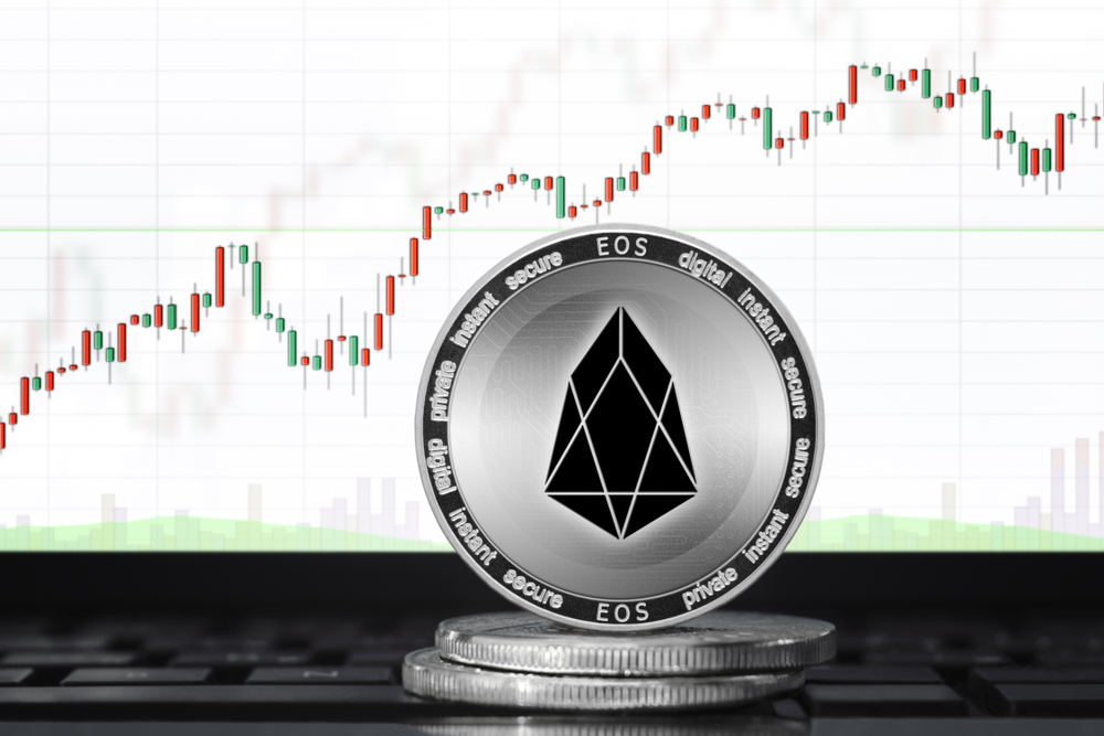 EOS Price Surge Heads to $4 as Trading Volume Continues to Increase