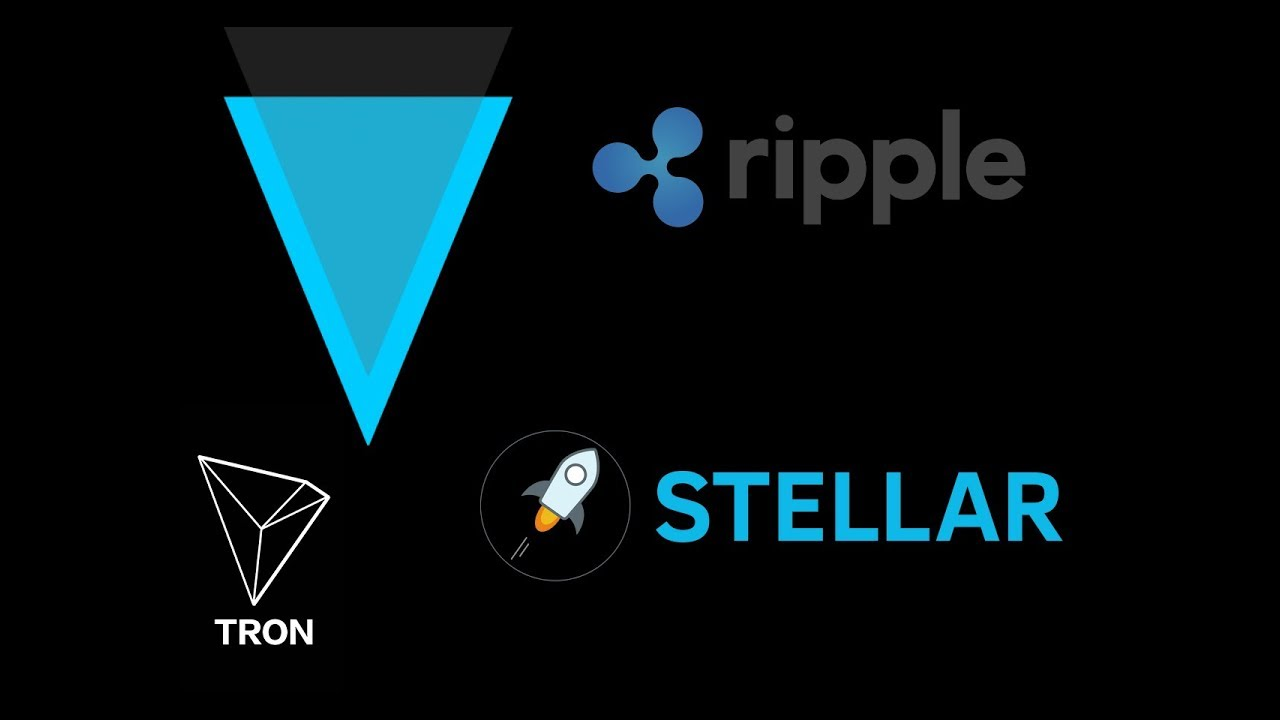 Tron (TRX) Vs. Ripple's XRP Vs. Stellar (XLM):  The Battle For Supremacy Among The Core Decentralized Coins