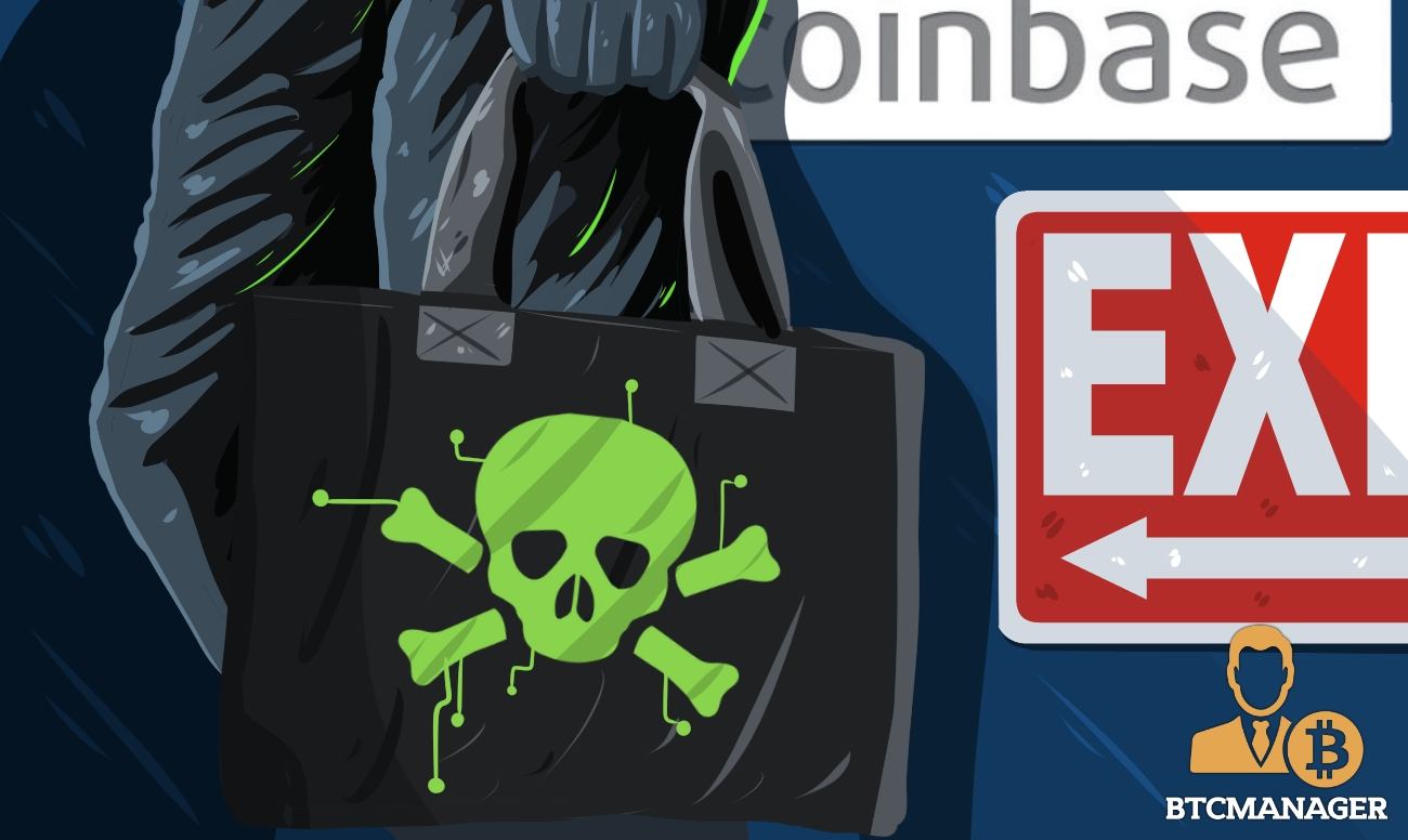 "Coinbase ""Transition Out"" Former Hacking Team Employees After Public Outcry – BTCMANAGER"