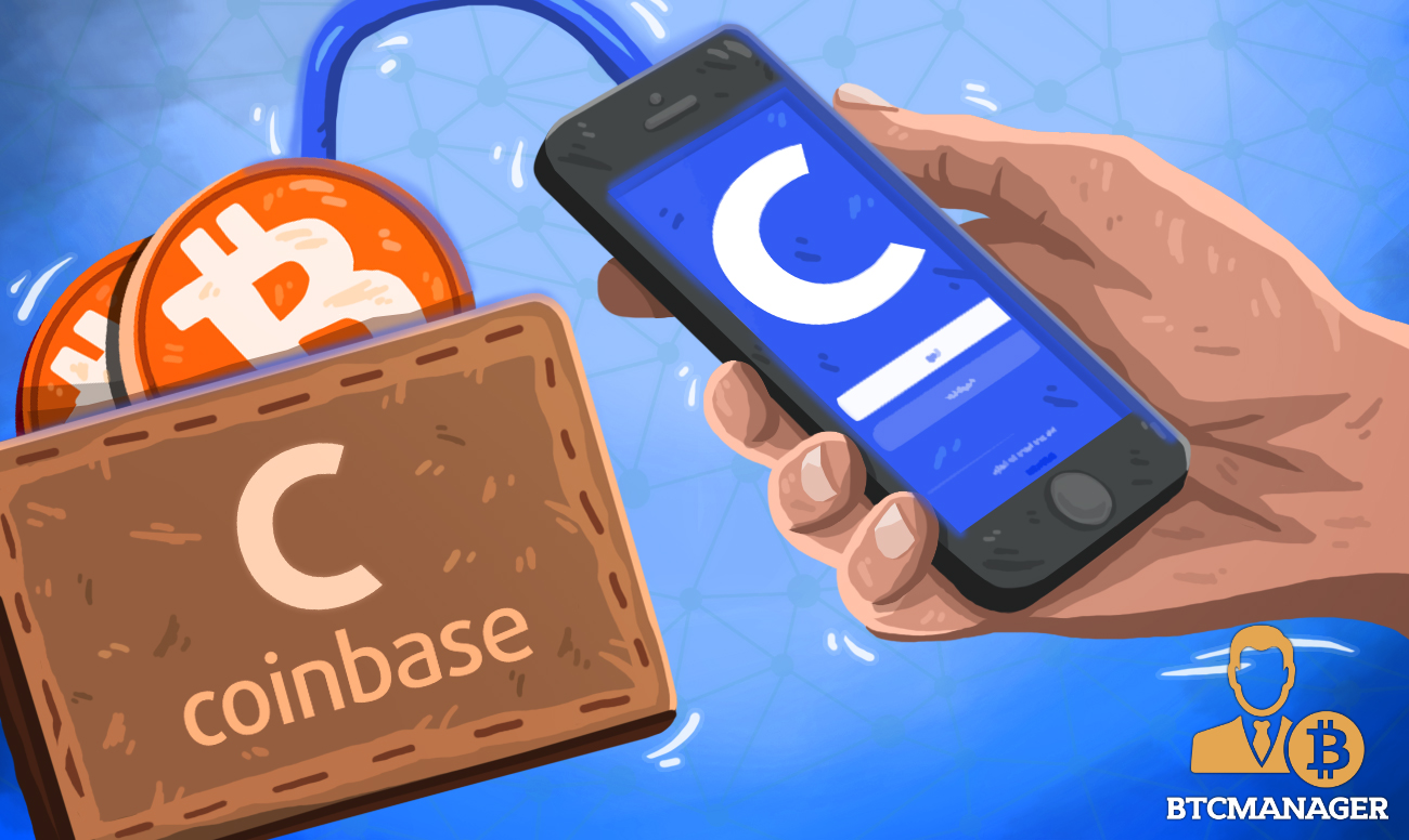 Coinbase Users Can now Move Cryptocurrency from Online Account to Wallet App – BTCMANAGER