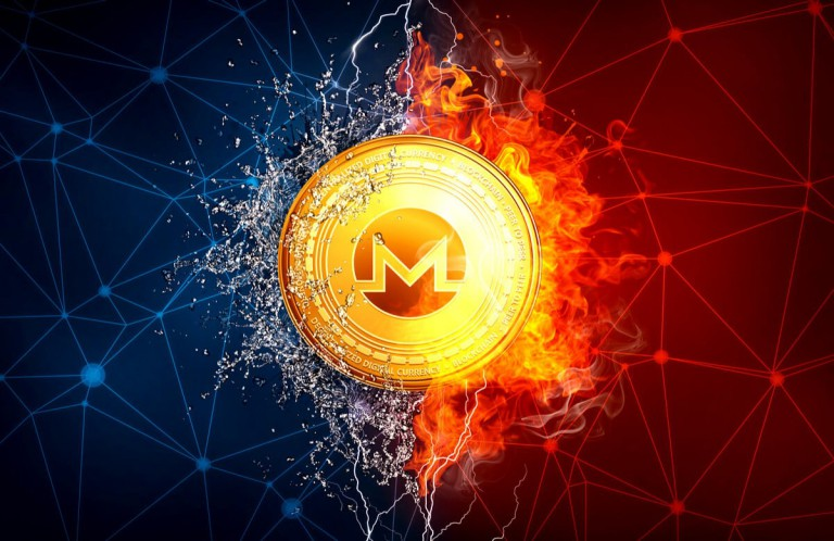 Monero Hard Fork Is Successful But Hash Rate Falls Drastically