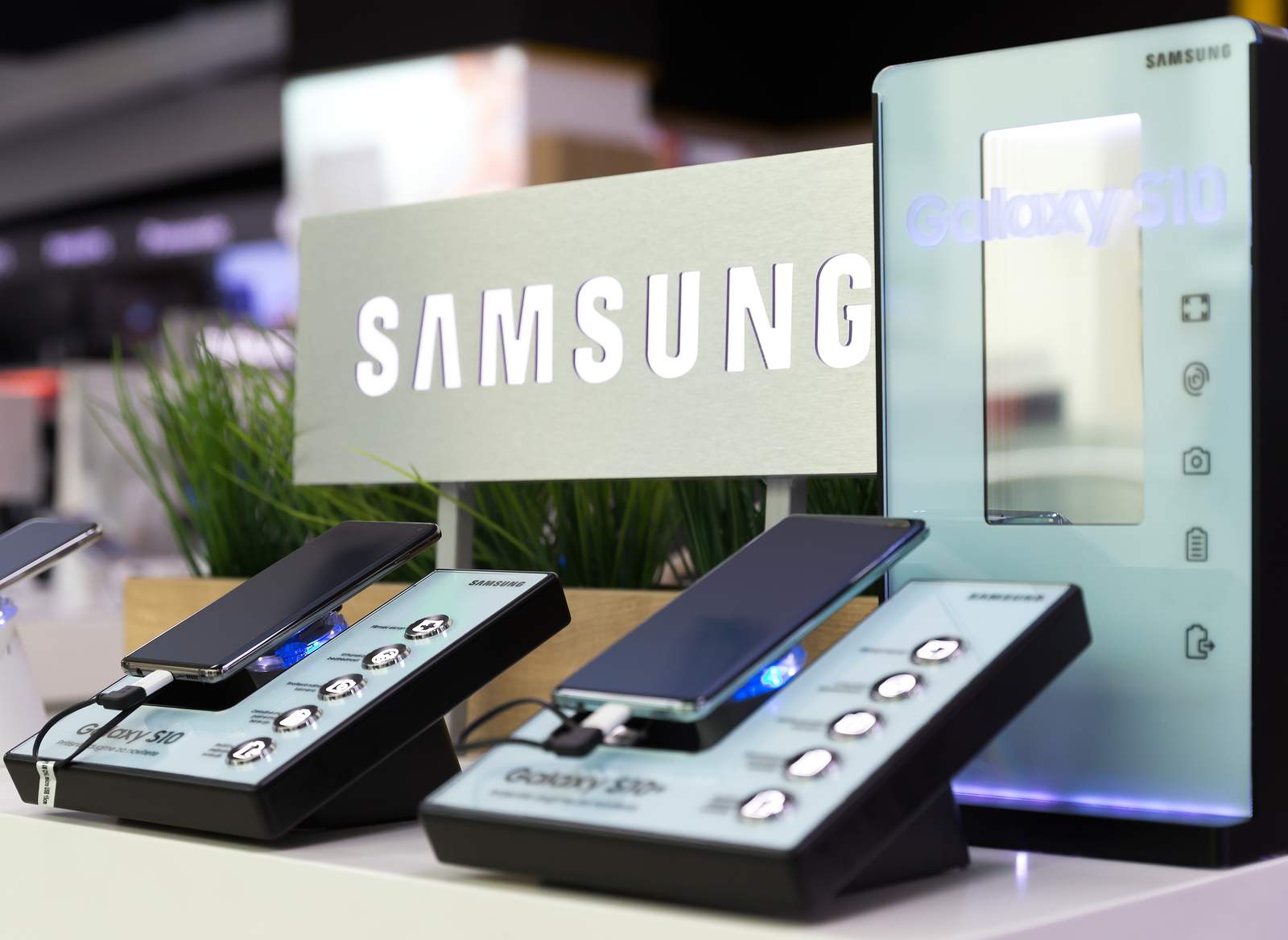 Samsung's New Galaxy S10 Features Built-In Crypto Wallet