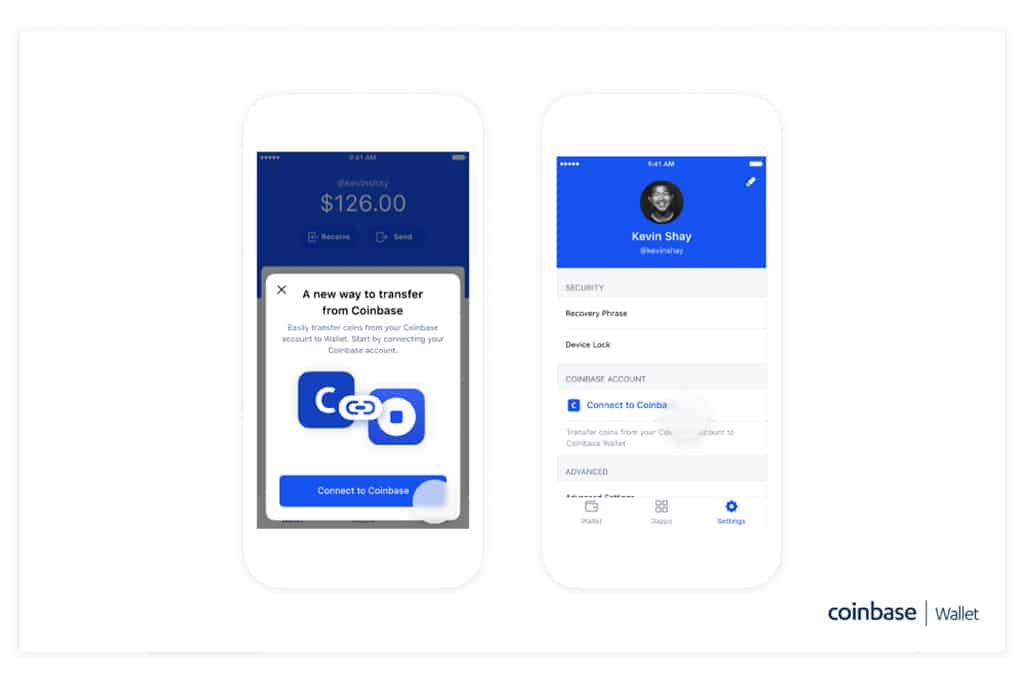Now Coinbase' Users Can Send Crypto from Their Accounts Directly to the Wallet App