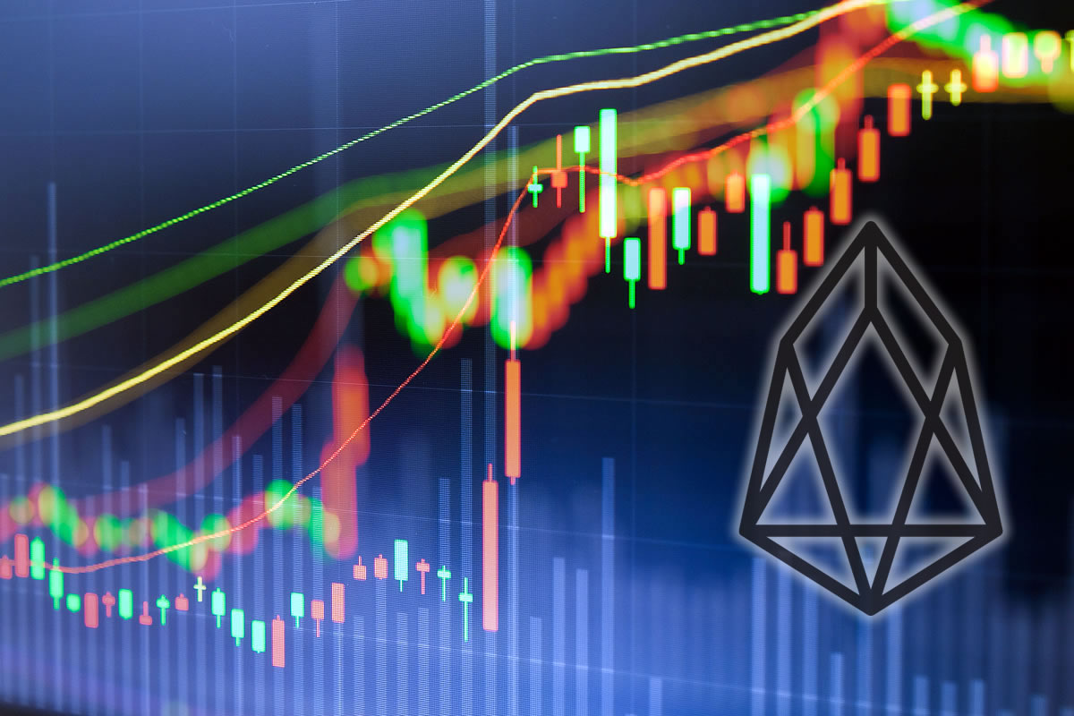 EOS Leads Crypto Rally With 11% Pump as Markets Hit Weekly High