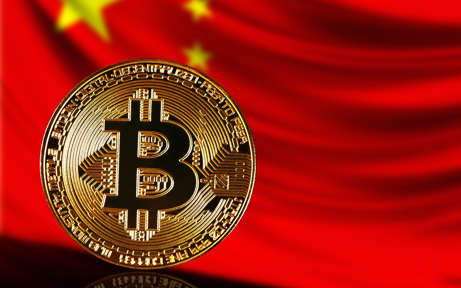 China's Resurgent Stock Market is Seeing Profits Flow Into Bitcoin