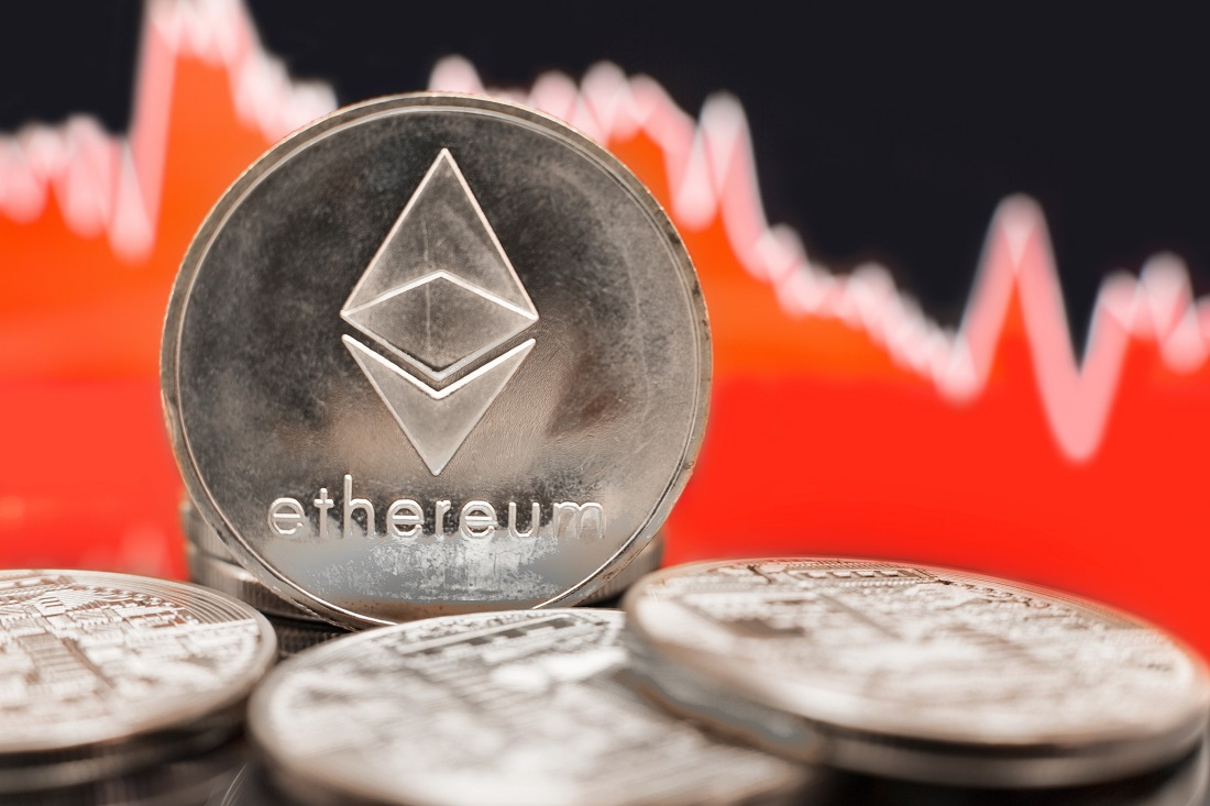 Ethereum Price Loses 5% yet Traders Continue to Accumulate