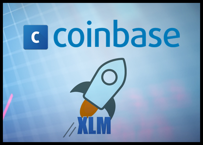 Coinbase Adds XLM On Its Trading Platform