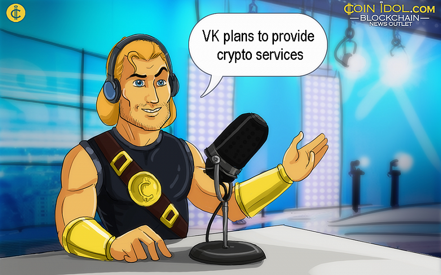 VK Plans to Provide Crypto Services to its 97 Million Users