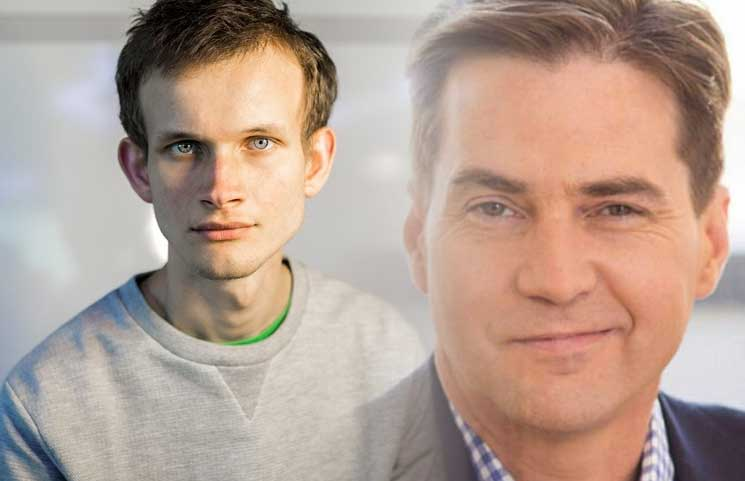 Craig Wright Hits Ethereum's Vitalik Buterin With A Lawsuit
