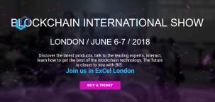 On June 6-7, London to host Europe's largest blockchain event: Blockchain International...