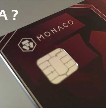 Monaco Coin Still Has No Agreement With Visa?