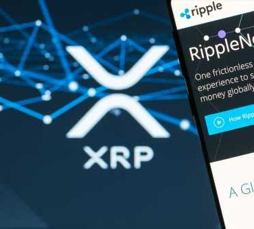 XRP Price Moves up as $0.34 is Within Reach
