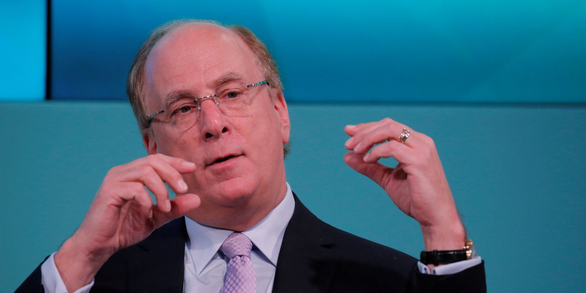 BlackRock says its Aladdin Wealth unit's helping it 'be part of the infrastructure,' and it could drive even more money to the world's largest asset manager