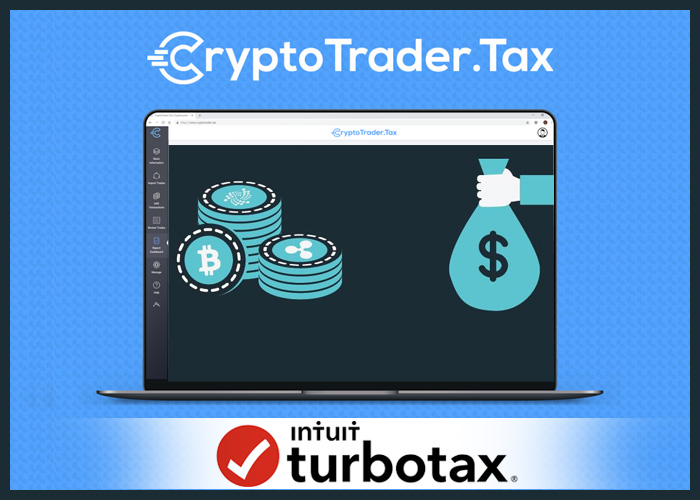 CryptoTrader.Tax Integrates With Intuit TurboTax For Easier Crypto Tax Filing