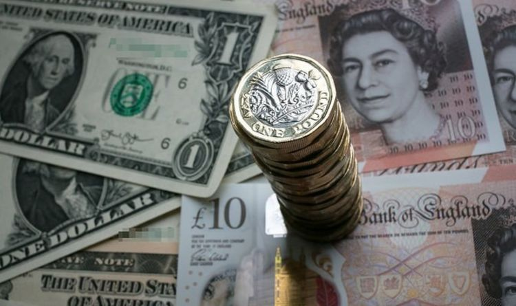 Pound LIVE: GBP Sterling RISES against US dollar on better-than-expected China data