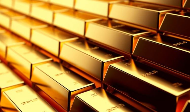 GOLD RUSH: Precious metal price 'could SOAR toward almost £1,100 by the end of this year'